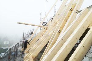 Holzbauweise