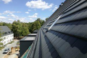 fertiges Dach
