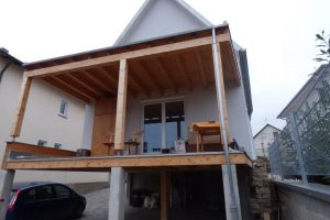 Terrassenkonstuktion